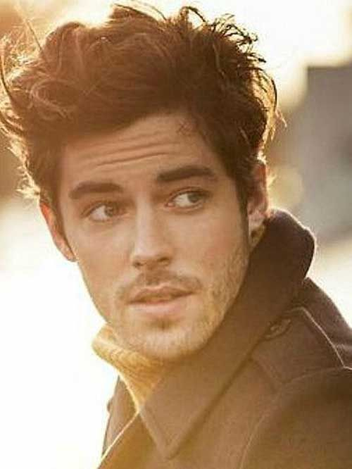 Hey guys, been thinking of growing your hair out? Here we have brought together images of 35+ Mid Length Hairstyle for Men that you can get inspired! Mens...