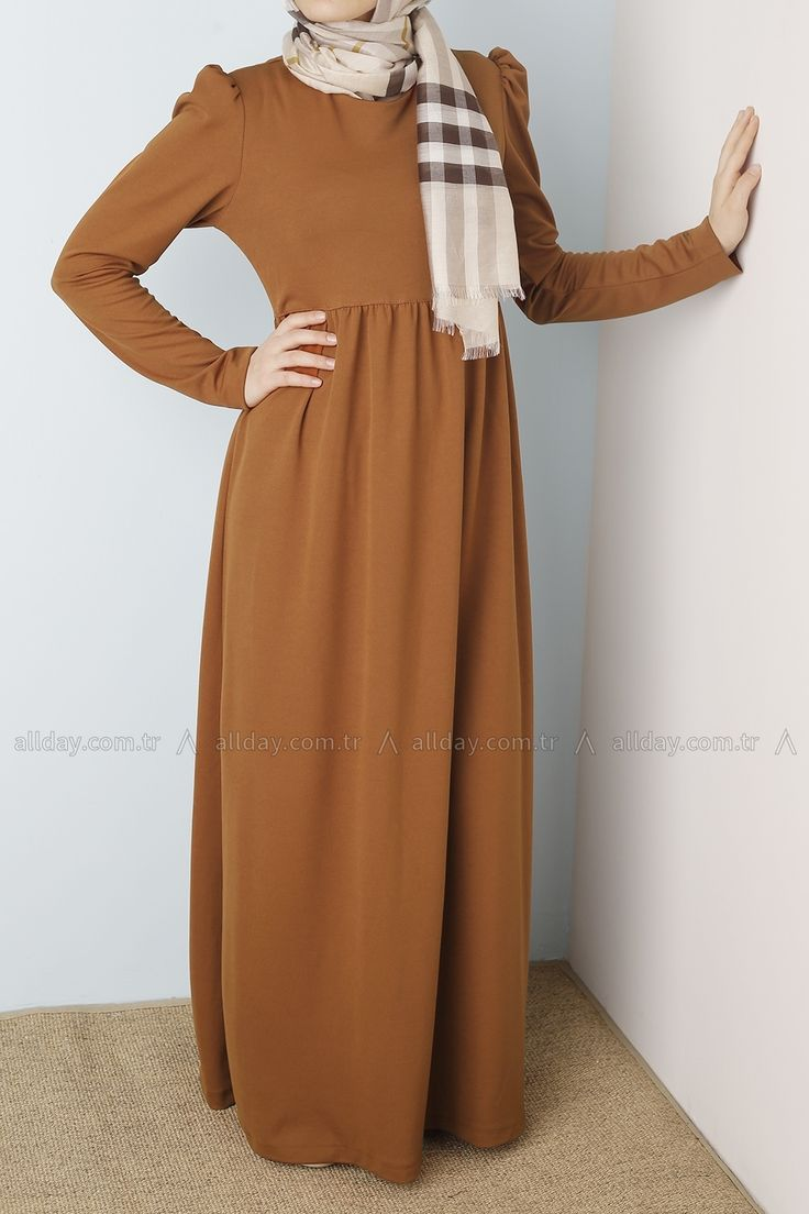 new trend hijab fashion, maxi dress from Allday Turkish fashion