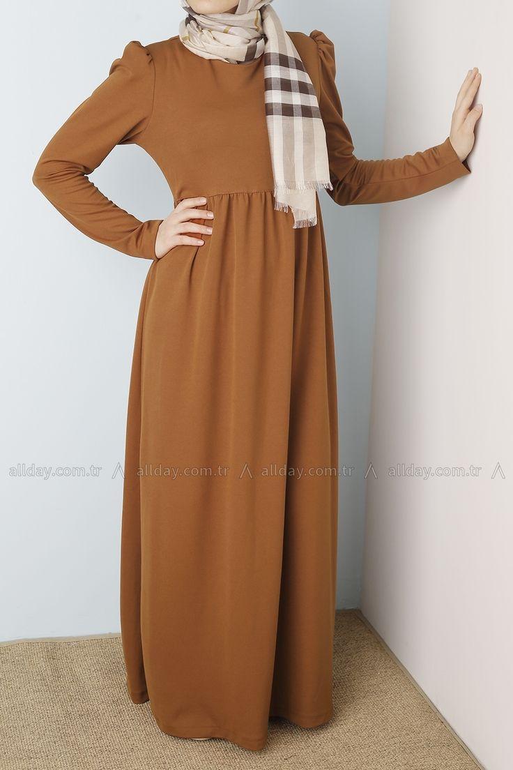 new trend hijab fashion, maxi dress from Allday Turkish fashion
