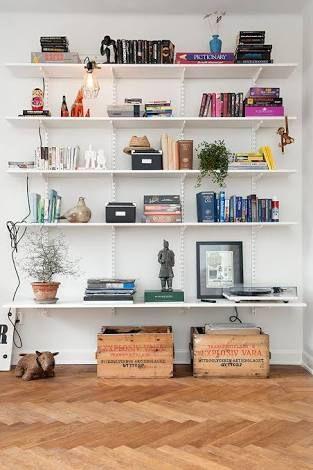 ikea algot home office - Google Search                                                                                                                                                                                 Más