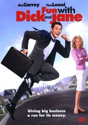 Fun With Dick And Jane movie poster (2005) poster MOV_b98f937e