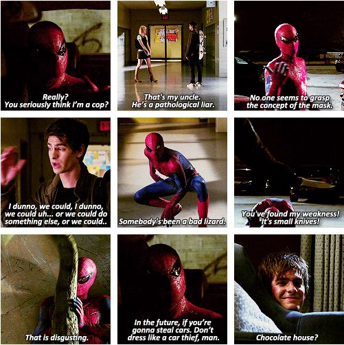 The Amazing Spiderman -- Still need to see this!!