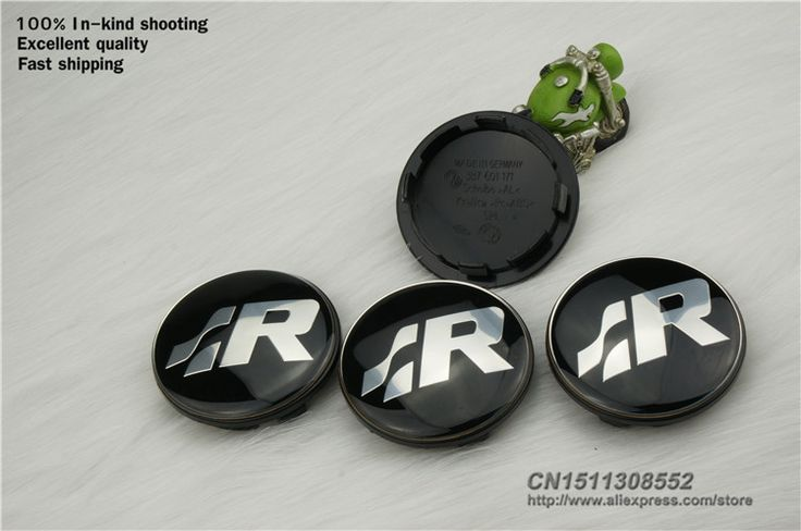 "Find More Emblems Information about [DHL] Best quality 100pcs 65mm VW Volkswagen R logo Wheel Center Cap Emblem Badge P/N 3B7601171 2.56"" Volkswagen Hub Cap,High Quality cap top,China cap lamp Suppliers, Cheap cap lingerie from 63434500667987 on Aliexpress.com"