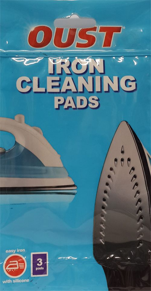 Oust Iron Cleaning Pads