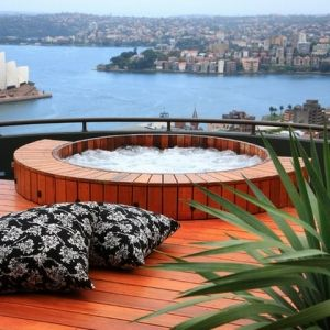 1000 ideas about jacuzzi on pinterest jacuzzi outdoor for Jacuzzi exterior 4 personas