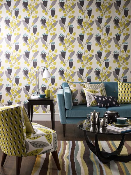 Yes yes yes. Sanderson wallpaper and fabrics.