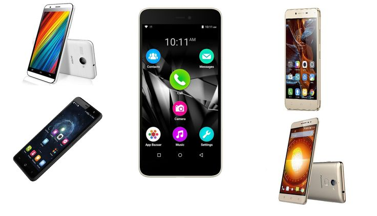 Top 10 Mobile Phones under 10000 Rupees in India as on October 16