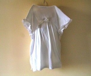Angel Costume or all purpose basic white robe for costume