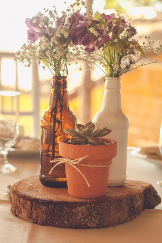 22 ideias de decoração para casamento econômico