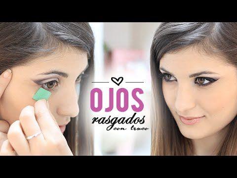 ♥ ♥ LÉEME / DESPLIEGAME ♥ ♥ MAQUILLAJE DE OJOS RASGADOS CON TRUCO Hoy os voy a enseñar un maquillaje de ojos rasgado con un truco. Se trata de utilizar un tr...