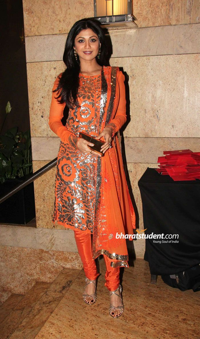 Shilpa Shetty at Ganesh Hegde's Wedding Reception, 2011