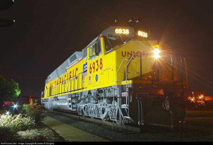 RailPictures.Net Photo: UP 6938 Union Pacific EMD DD40X at Little Rock, Arkansas by James R Doughty