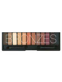 Chi Chi Glamorous Eyeshadow Palette, Bronze product photo