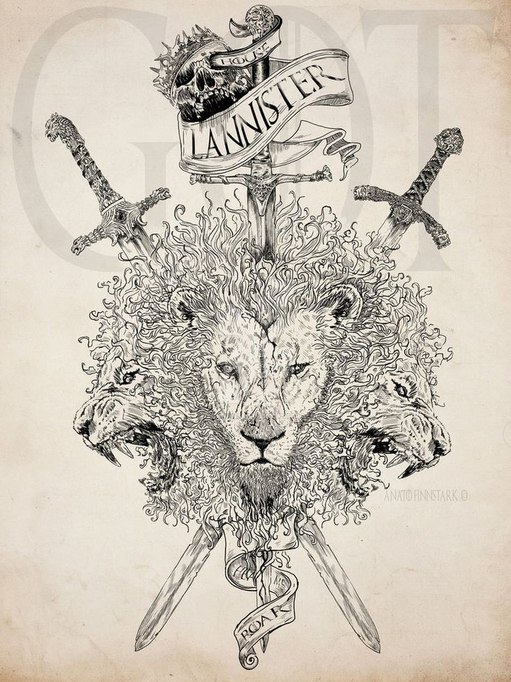 Hear me Roar ( #17inktober ) by AnatoFinnstark on DeviantArt