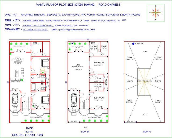 30 X 45 House Plans East Facing Arts 30x45 5520161 Planskill