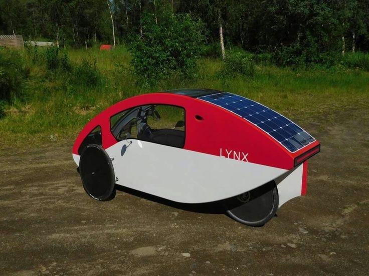 Electric velomobile <3