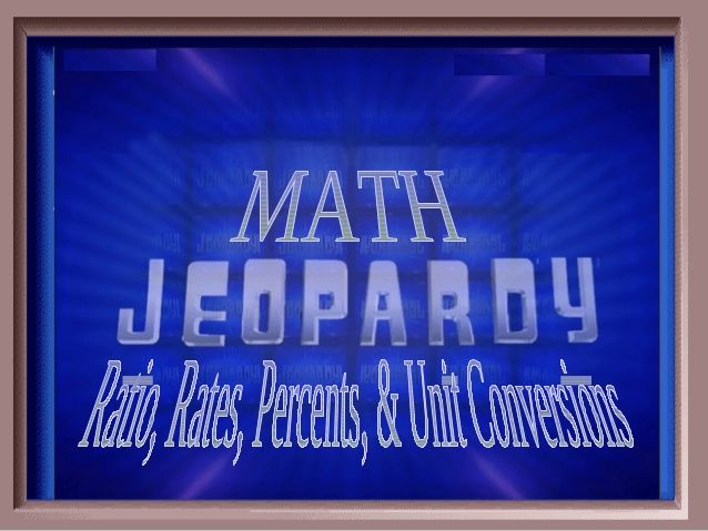 5516 best Math images on Pinterest Teaching math, Classroom - sample jeopardy powerpoint