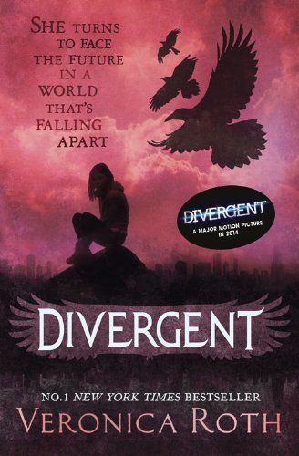 divergent book cover - Google Search