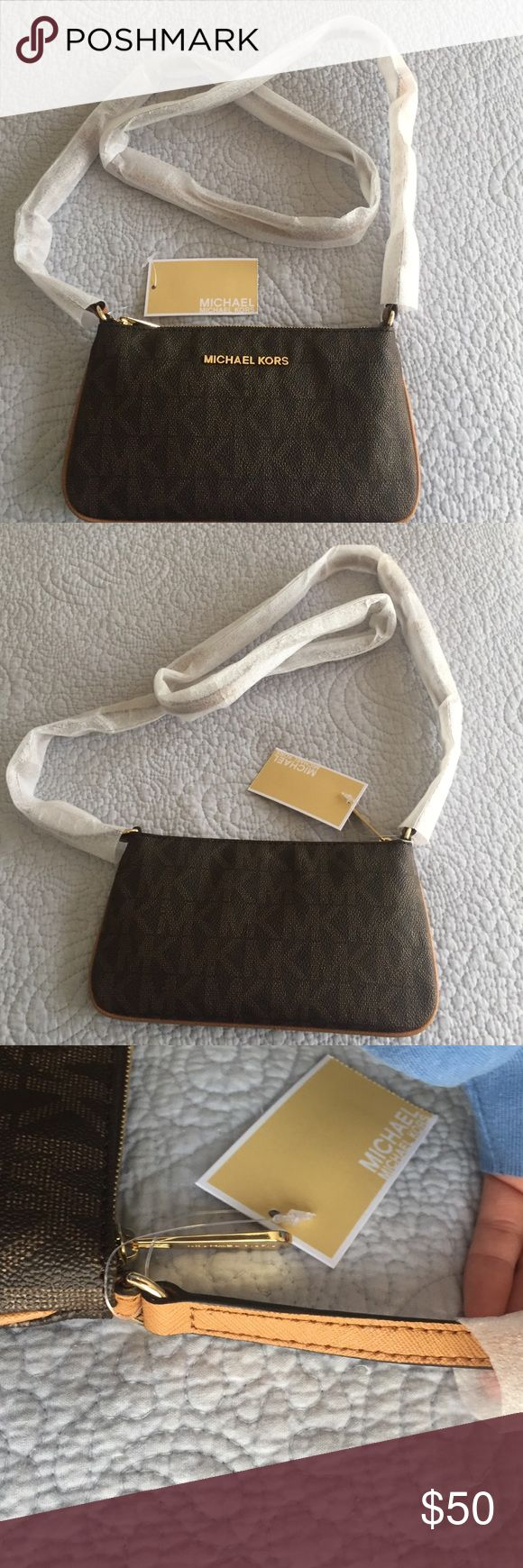 MICHAEL Michael Kors crossbody handbag Never used; tags still intact, would be great for date night or going out! Bags Crossbody Bags