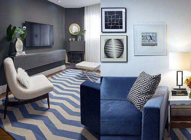 Tamanho Sofa Sala Pequena ~  uma sala pequena 10 ideias do arquiteto para uma sala pequena a parede
