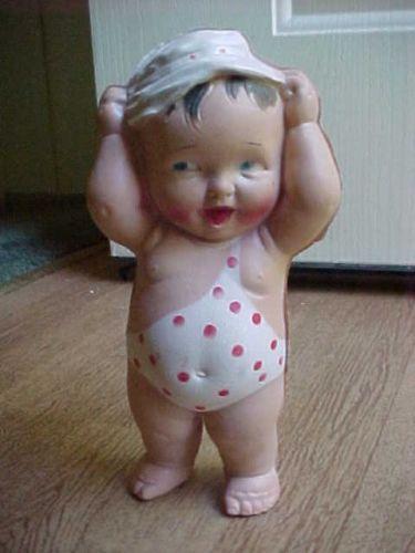 73 Best Vintage Rubber Squeaker Toys Images On Pinterest