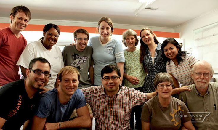 Centro Hispano de East TN Voluntarios