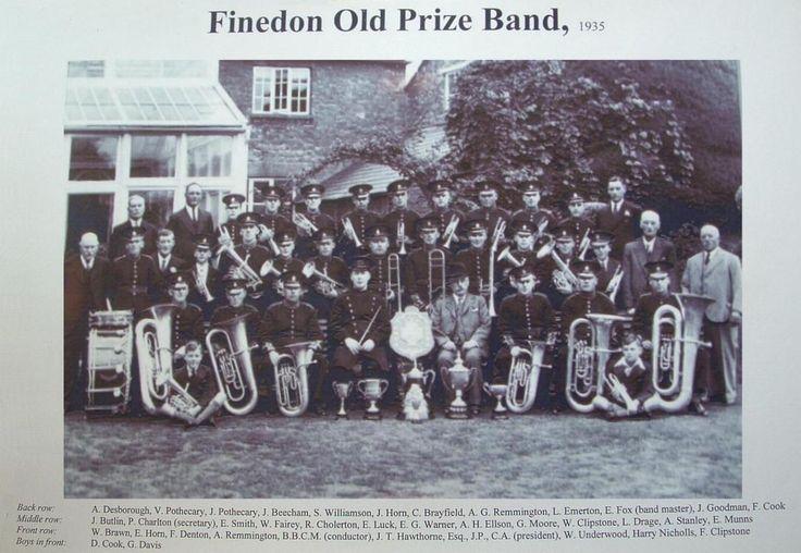 Band Club-1935.