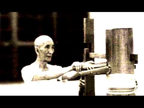 The Real Ip Man (Rare Video Footage) - YouTube