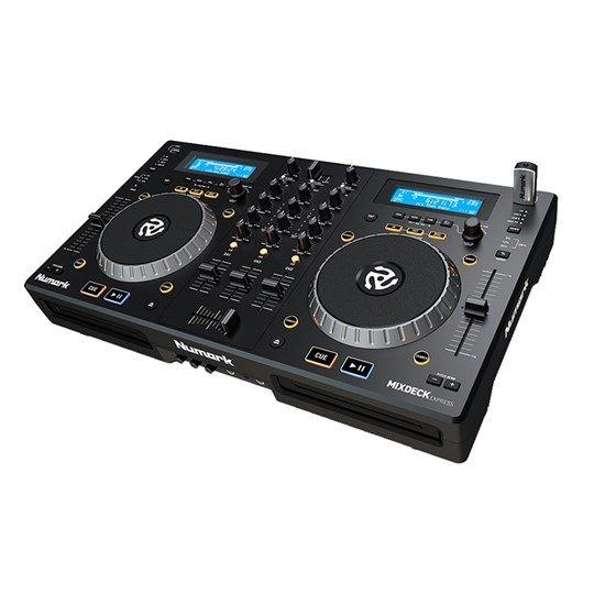 Numark Mixdeck Express DJ System