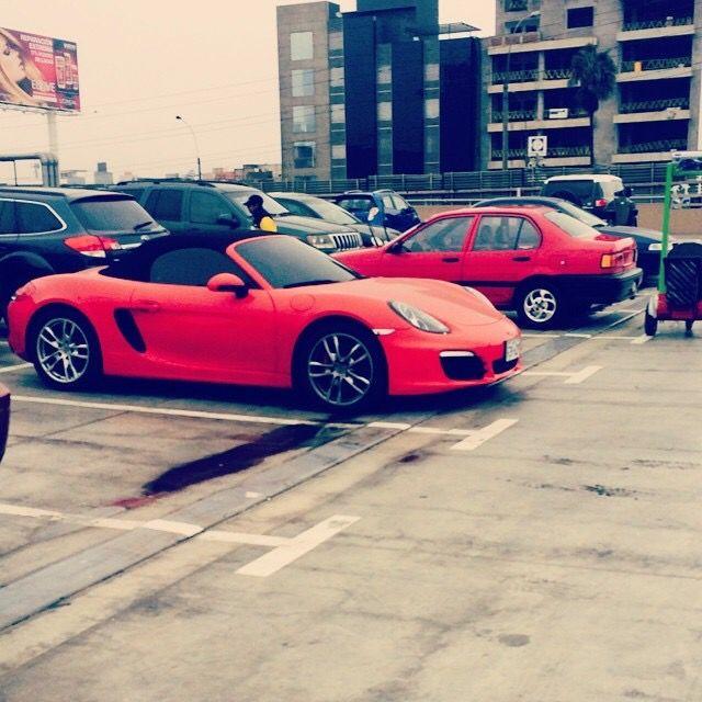 Porsche y tercel