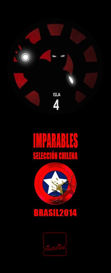 Selección Chilena ñoñoStyle Esta fue la historia decomo reCreamos una serie de afiches, con la esperanza que los superpoderes se transfieran de manera mágica a cada un...