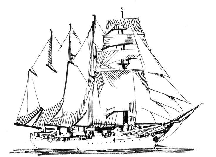 Juan Sebastián de Elcano. Buque Escuela. España - Quique Maqueda