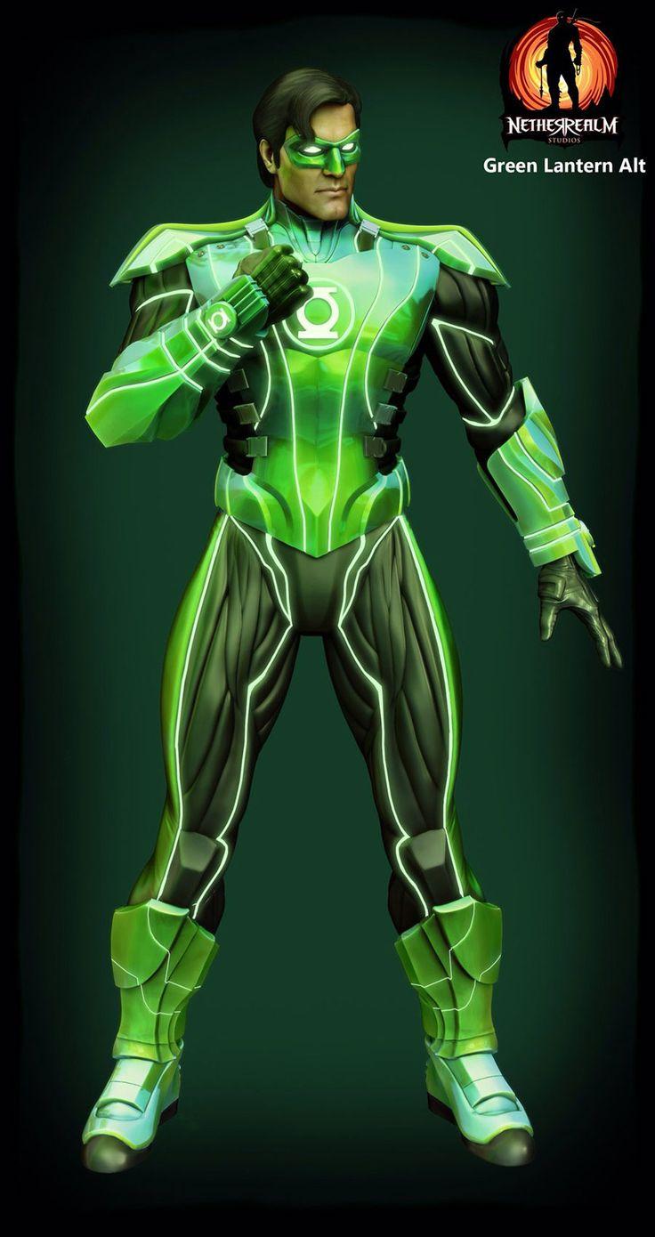 Surpreme Green Lantern(Hal Jordan)