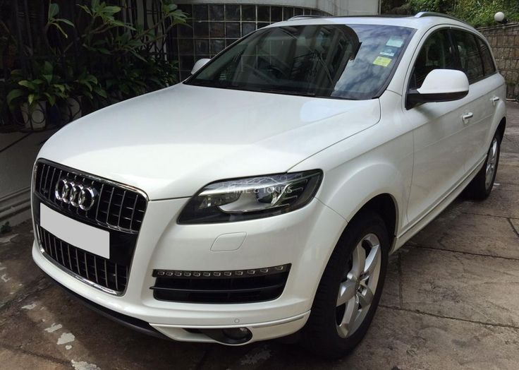 2009 Audi Q7 3.0 TDI Quattro (Code 2020) 2967cc. #Automatic  Visit our website.  http://mymotors.com.hk/vehicle_view.php?id=2115 Like our fanpage. Thanks. www.facebook.com/MYmotors #cars #Car #AudiQ7 #Audi #Q7 #Quattro #AudiQ #MYM #MYMCars #HongKong #HK #HKCARS #HKCAR