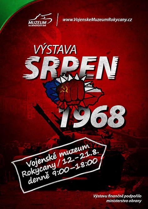 Město Rokycany a Muzeum na demarkační linii v Rokycanech pořádají výstavu Srpen 68 v posádce Rokycany.