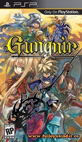 Gungnir Playstation Portable Full
