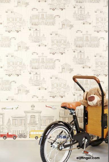 Eijffinger - Hits for Kids 4 Verkrijgbaar bij Deco Home Bos in Boxmeer