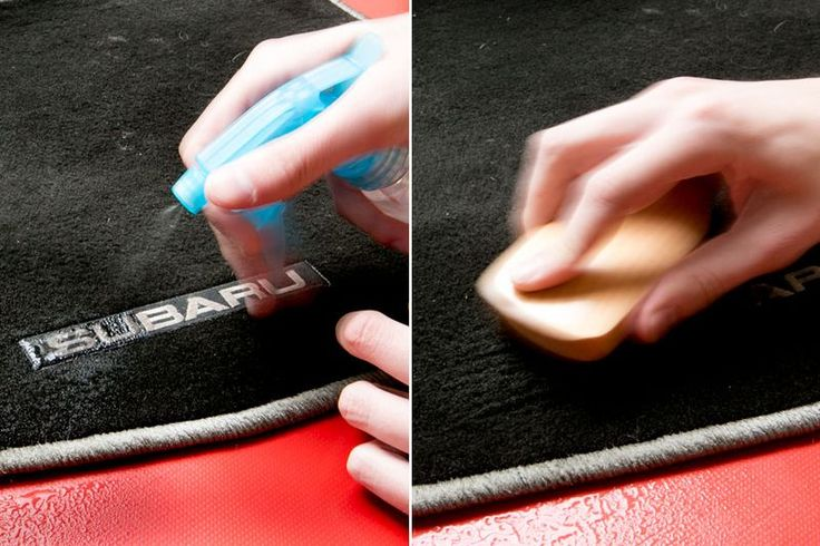 How To Remove Salt Stains From Your Floor Mats Cleaning