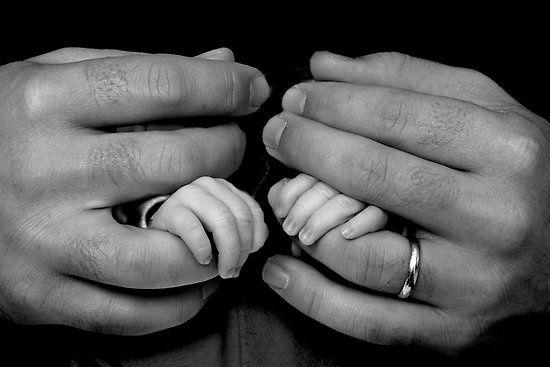 Art Baby photo idea newborn-photo-ideas