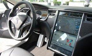 Image result for Tesla Model X Interior