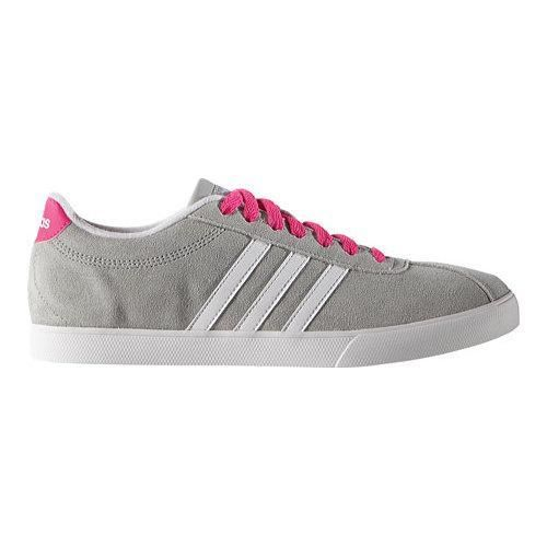 Adidas Neo White And Pink