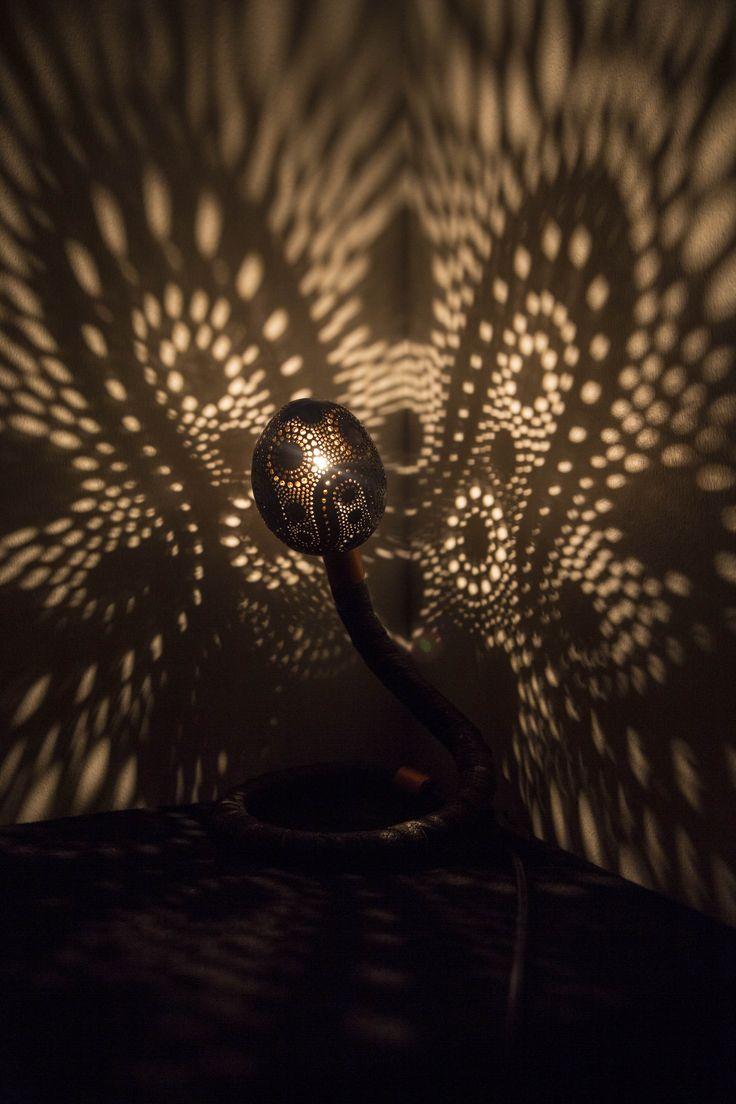 """Amor Fati"" lamp"