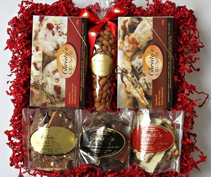 Custom Packaging | Christy's Gourmet Gifts