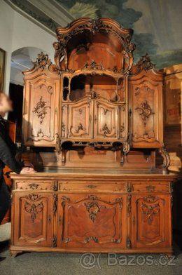 Koupím starožitný nábytek