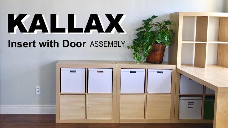 best 25 kallax insert ideas on pinterest ikea kallax kallax and ikea shelf hack. Black Bedroom Furniture Sets. Home Design Ideas