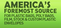 A plastics company with a conscience, PolyPak America is a leader in the manufacture and production of wholesale and custom poly mailers, heavy duty bags, poly bags, poly film, plastic pouches, security bags, and poly mailers.
