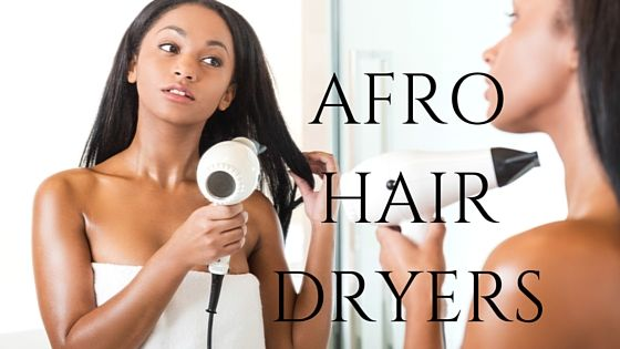 Hair Dryers for Black or Afro Hair in the UK - AfroDeity