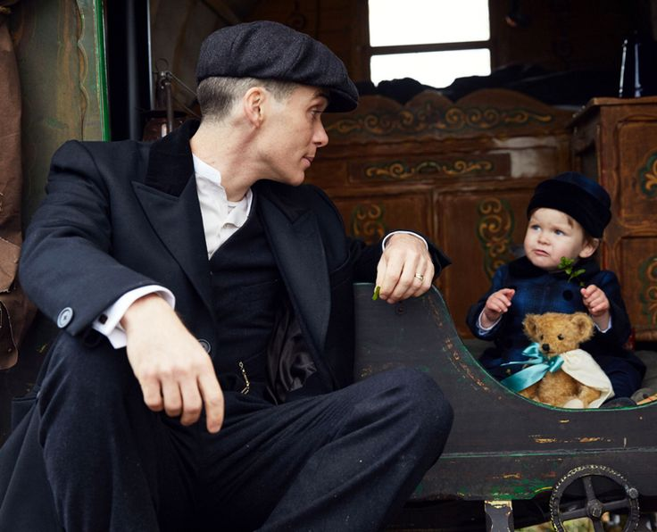 The things I do, I do for my family. (new Peaky Blinders S3 stills)