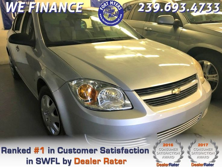 2007 Chevrolet Cobalt LS - Fort Myers Auto Mall