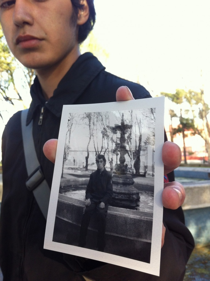 sharing the love #polaroid